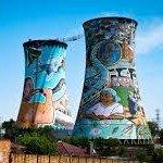 Bungeejumpen in Soweto