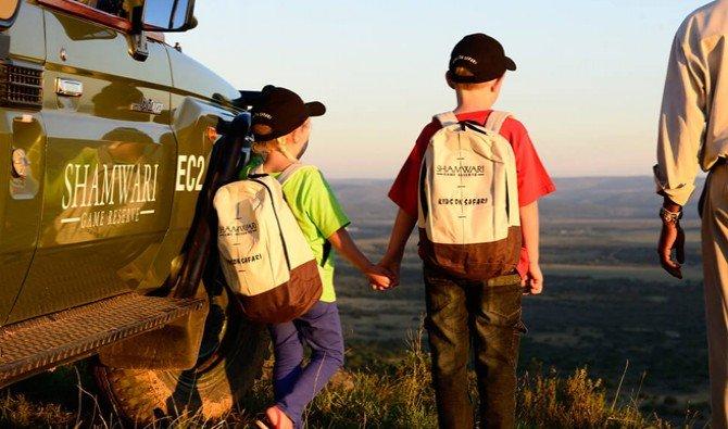 Zuid-Afrika met Kids