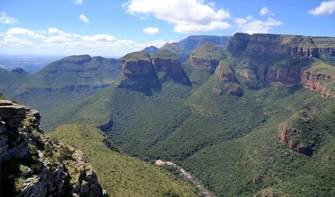 Johannesburg en omgeving